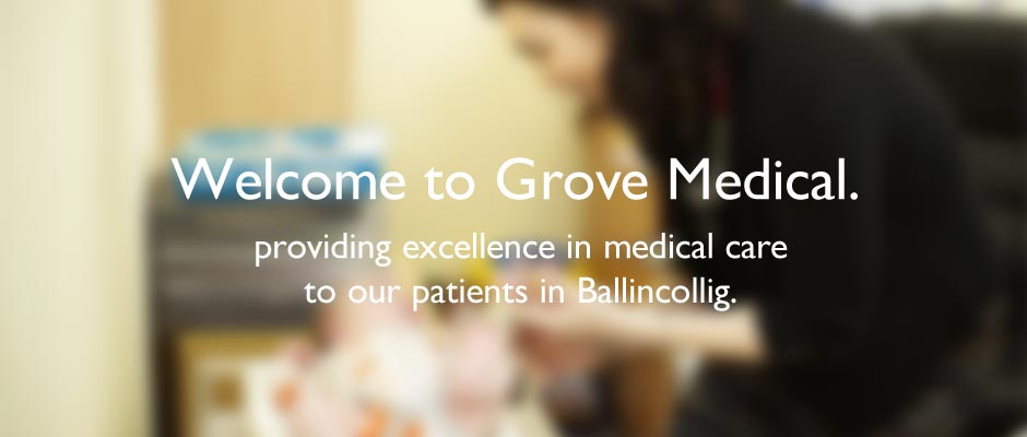 Welcome to Grove Medical